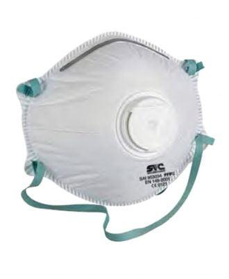 Máscara de Proteção FFP2 com válvula - EQUIPROFI