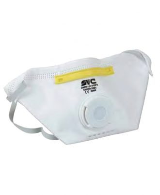 Máscara de Proteção FFP1 com válvula - EQUIPROFI
