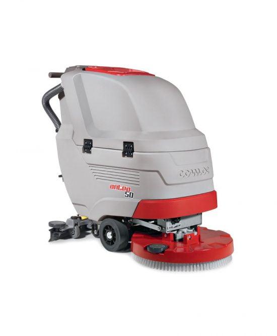 Lavadora de pavimentos Comac Antea 50 BT