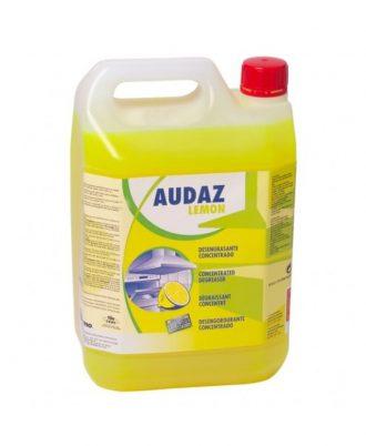 Detergente Desengordurante Concentrado Audaz Limão - EQUIPROFI