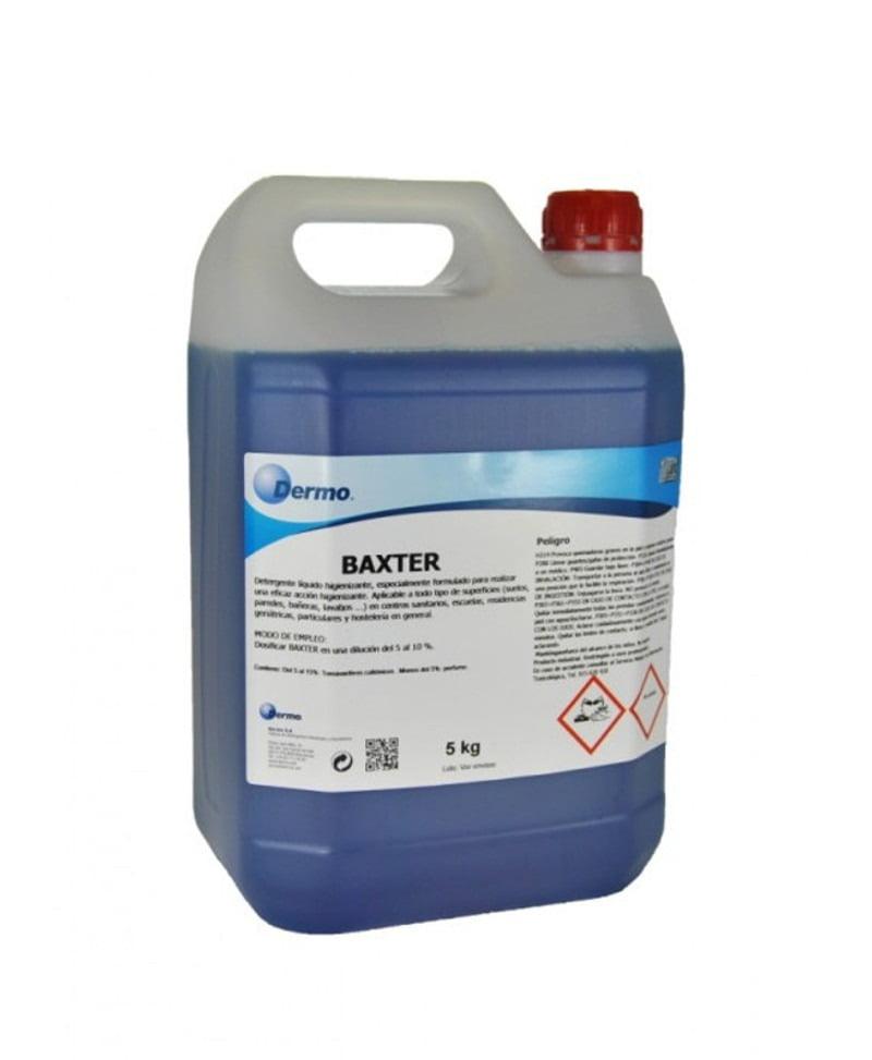 Detergente Multiusos Desinfectante Baxter - EQUIPROFI