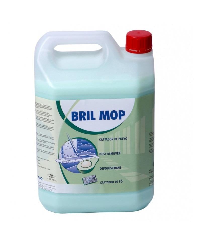 Captador de Pó Bril Mop - EQUIPROFI