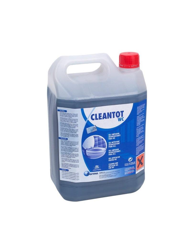 Detergente Desincrustante Cleantot WC - EQUIPROFI