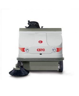 Varredora industrial a baterias Comac CS 80/90/110