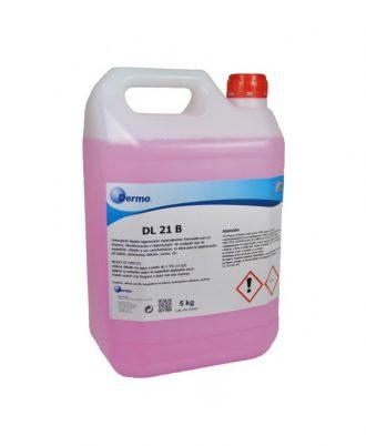 Detergente Multiusos Desinfectante DL21B - EQUIPROFI