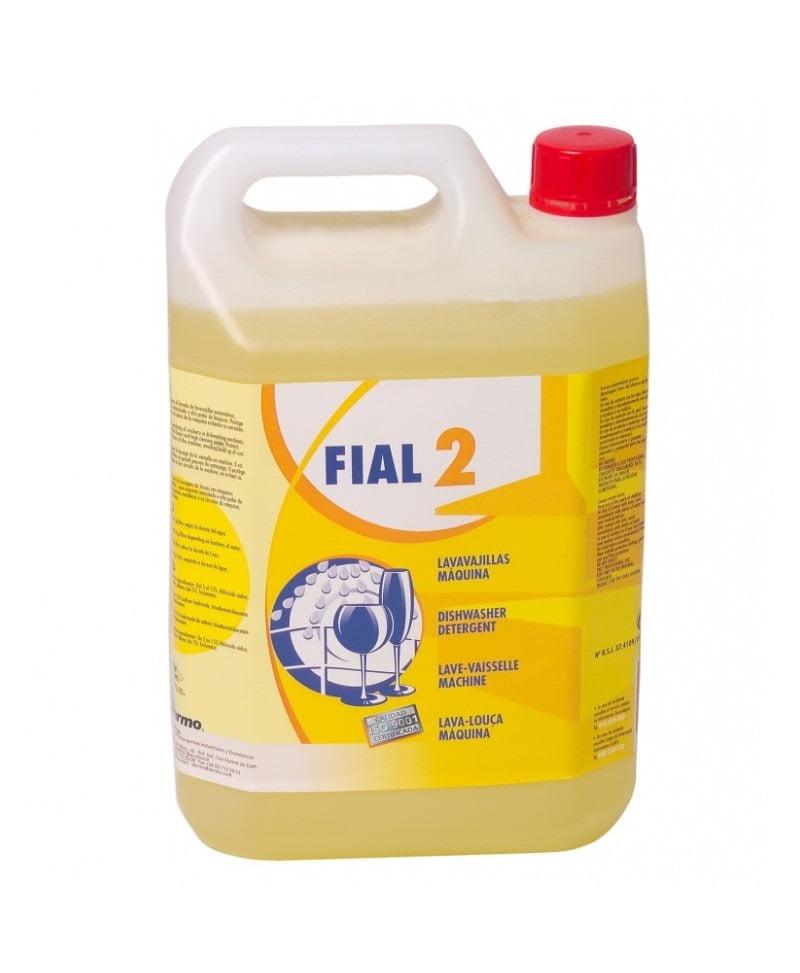 Detergente Louça Máquina Automática Fial - EQUIPROFI