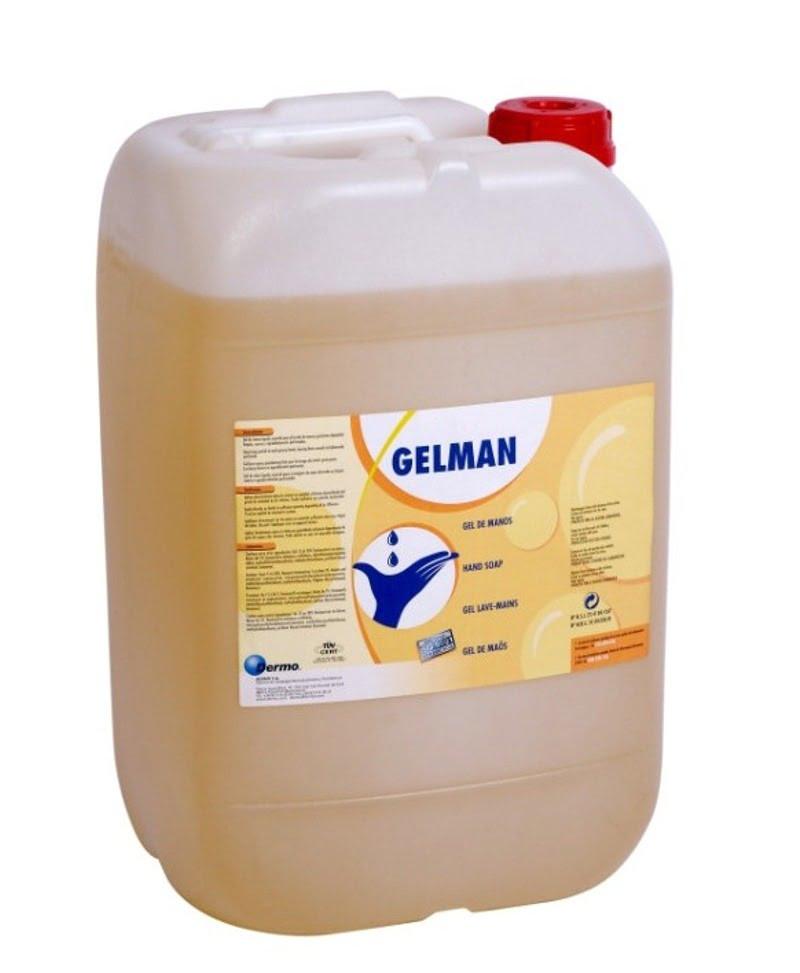 Sabonete Liquido Gelman Especial Oficinas - EQUIPROFI