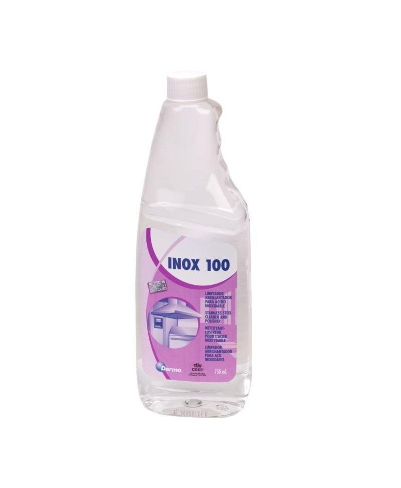 Detergente Abrilhantador Inox 100 - EQUIPROFI