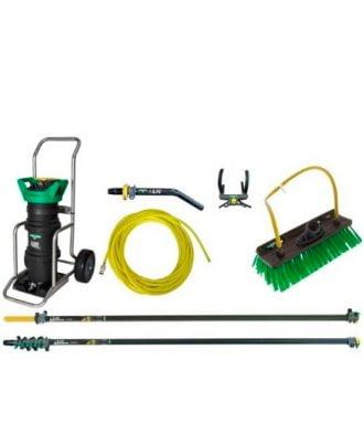 Kit Profissional Limpeza Vidros UNGER HydroPower Ultra - Equiprofi