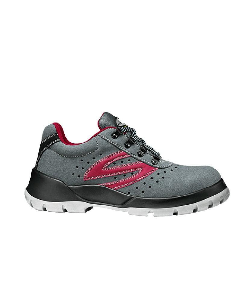Sapato em Camurça com Biqueira em Aço S1 SRC - EQUIPROFI