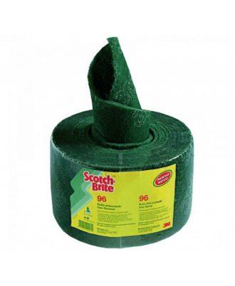 Rolo fibra verde scotch-brite 3M