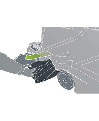 Varredora Industrial de condutor sentado Comac CS60