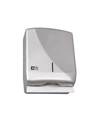 Dispensador de Toalha de Mão em INOX - EQUIPROFI