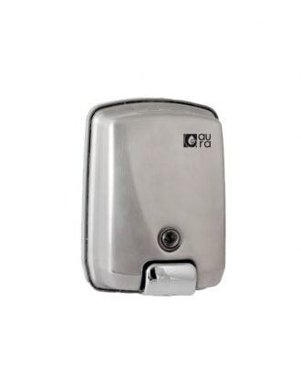 Dispensador para Sabonete Liquido em INOX - EQUIPROFI