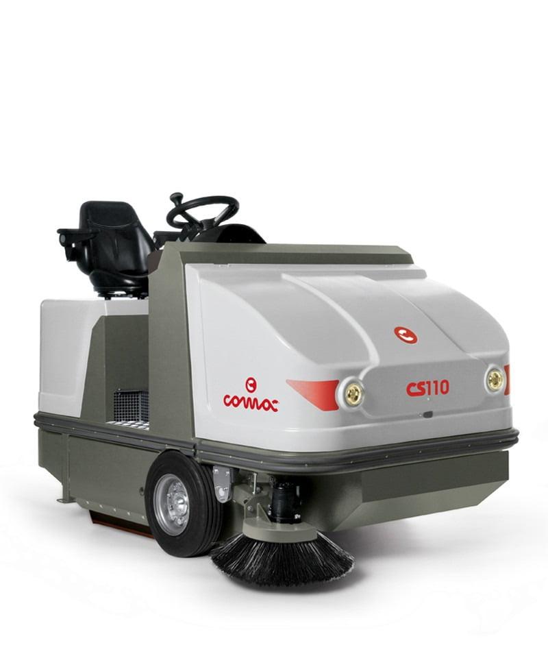 Varredora Industrial a Diesel Comac CS 80/90/110