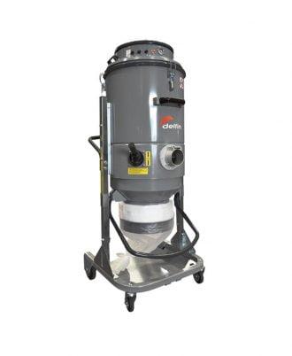 Aspirador Industrial com 3 motores DM3 Longopac