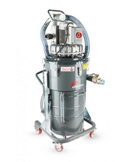 Aspirador para óleos Delfin Tecnoil 100 IF T