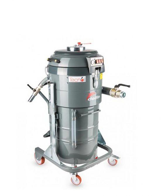 Aspirador Industrial para oleos Delfin Tecnoil 100 IF 3M