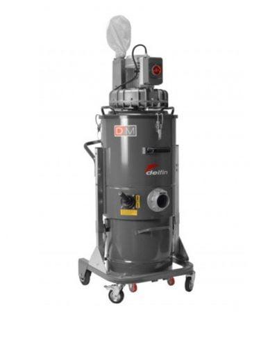 Aspirador Industrial Com turbina monofásica ou trifásica