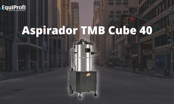 Promoção - Aspirador TMB Cube 40