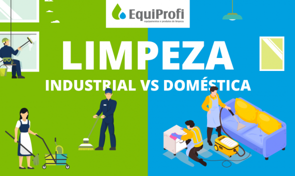 equiprofi limpeza industrial e domestica