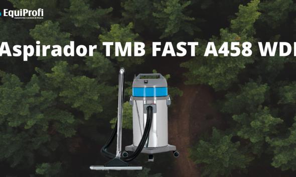 Aspirador TMB FAST A458 WDB