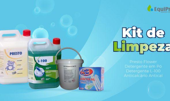 Promoção - Kits de Limpeza 1