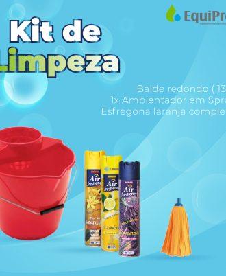 Kit limpeza 4
